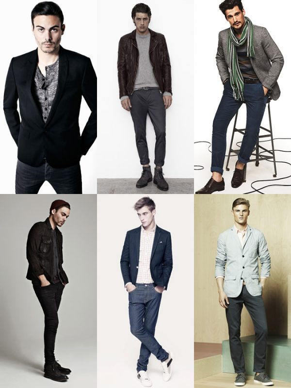 Dressing Tips For Mens With Different Body Type